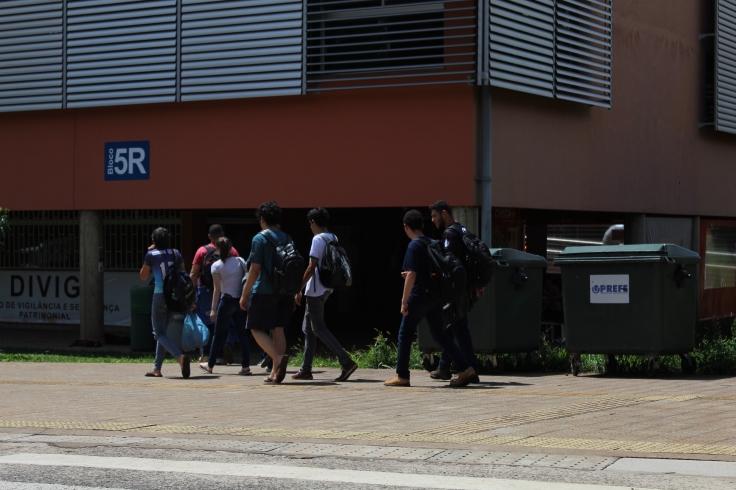 UFU tem 19 mil estudantes matriculados; com quatro campi só em Uberlândia - FOTO_ Cássio Lima